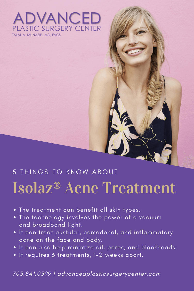Isolaz® Acne Treatment