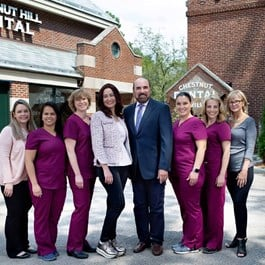 Chestnut Hill Dental Team