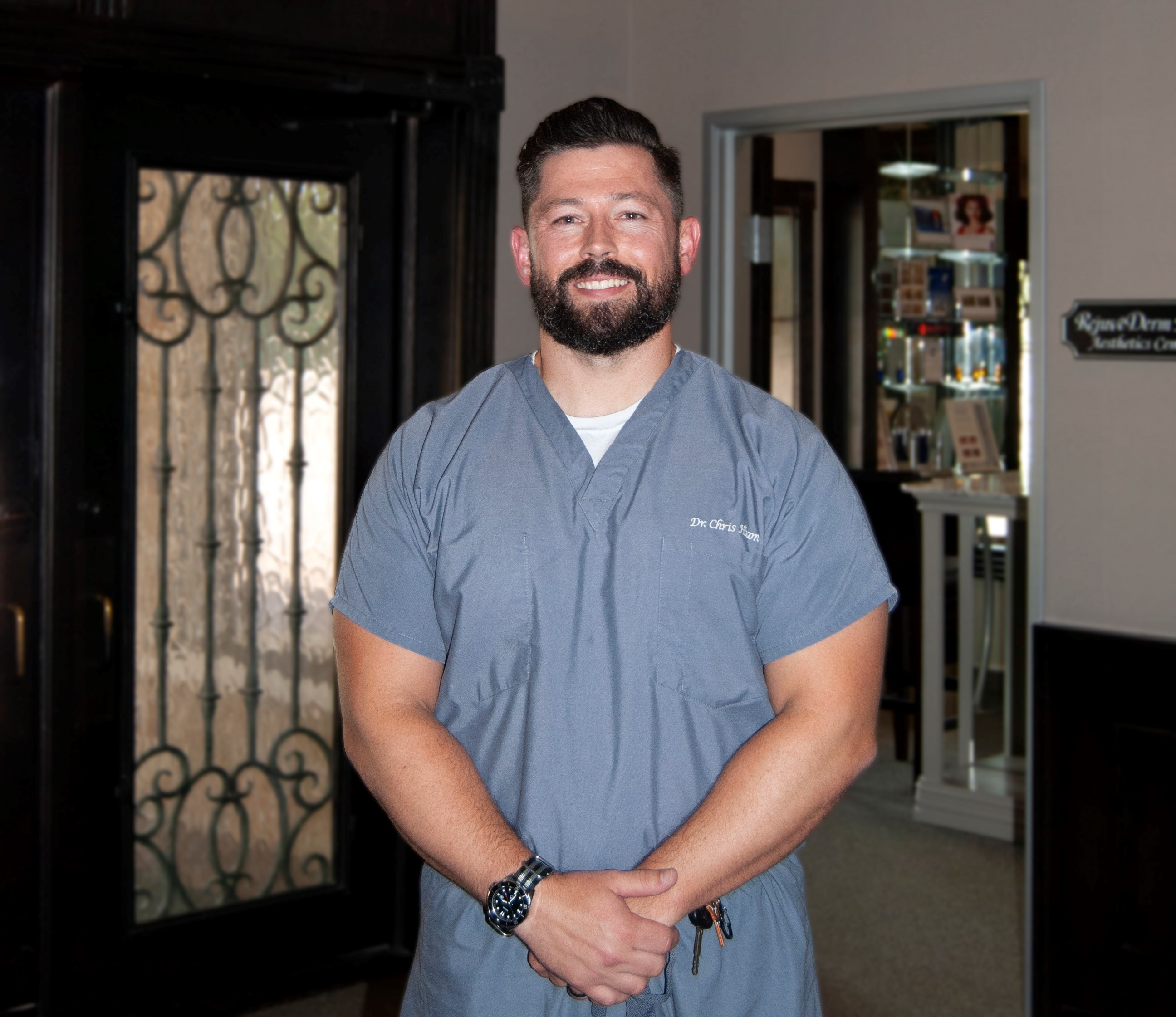Dr. Chris Hixon