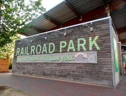 Image of Railroad Park