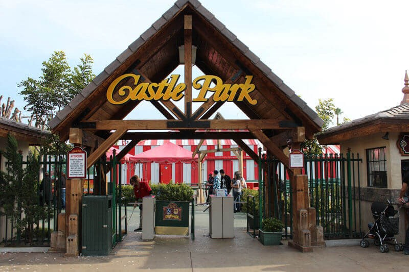 Image of Castle Park Amusement Park
