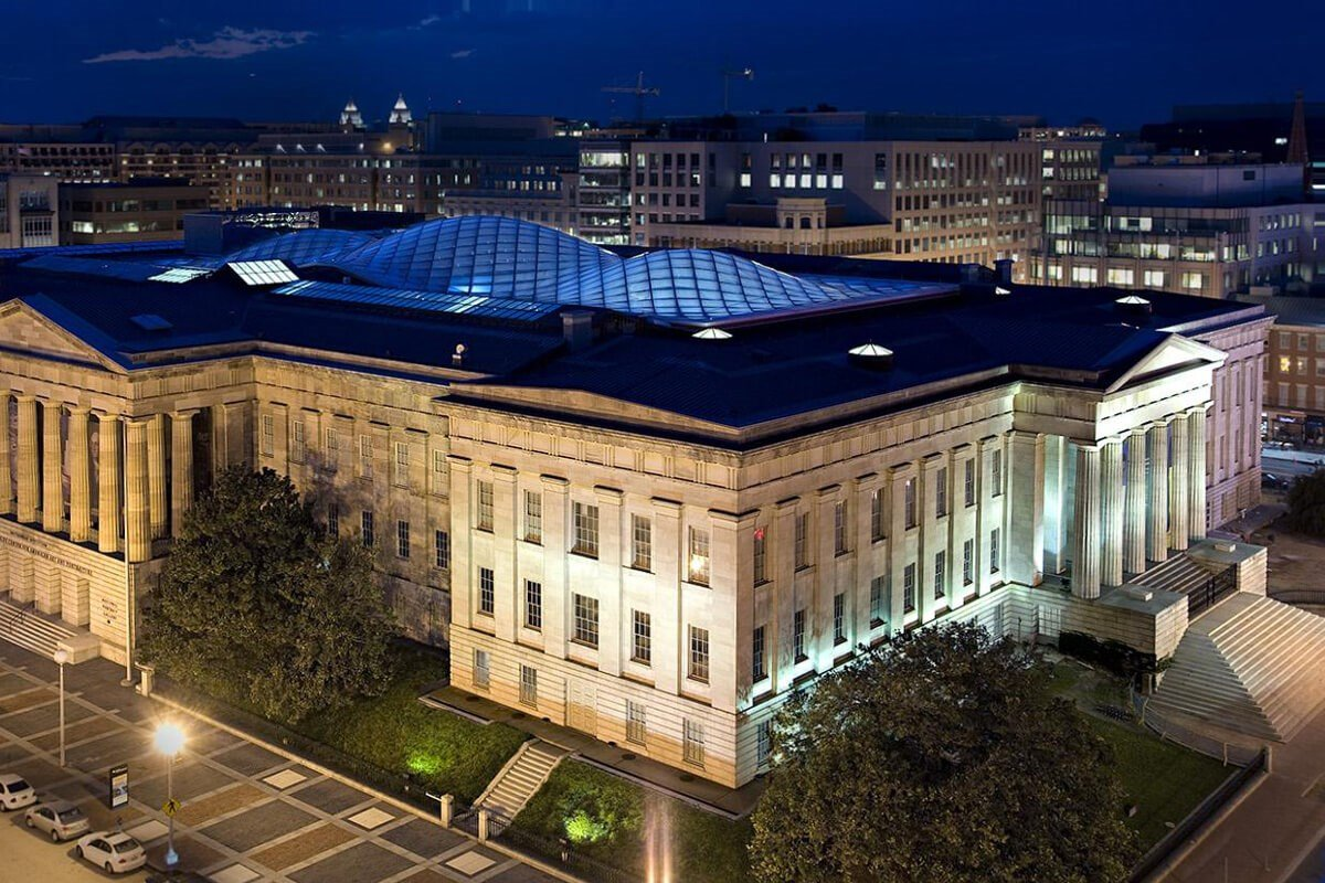 Image of Smithsonian Museum