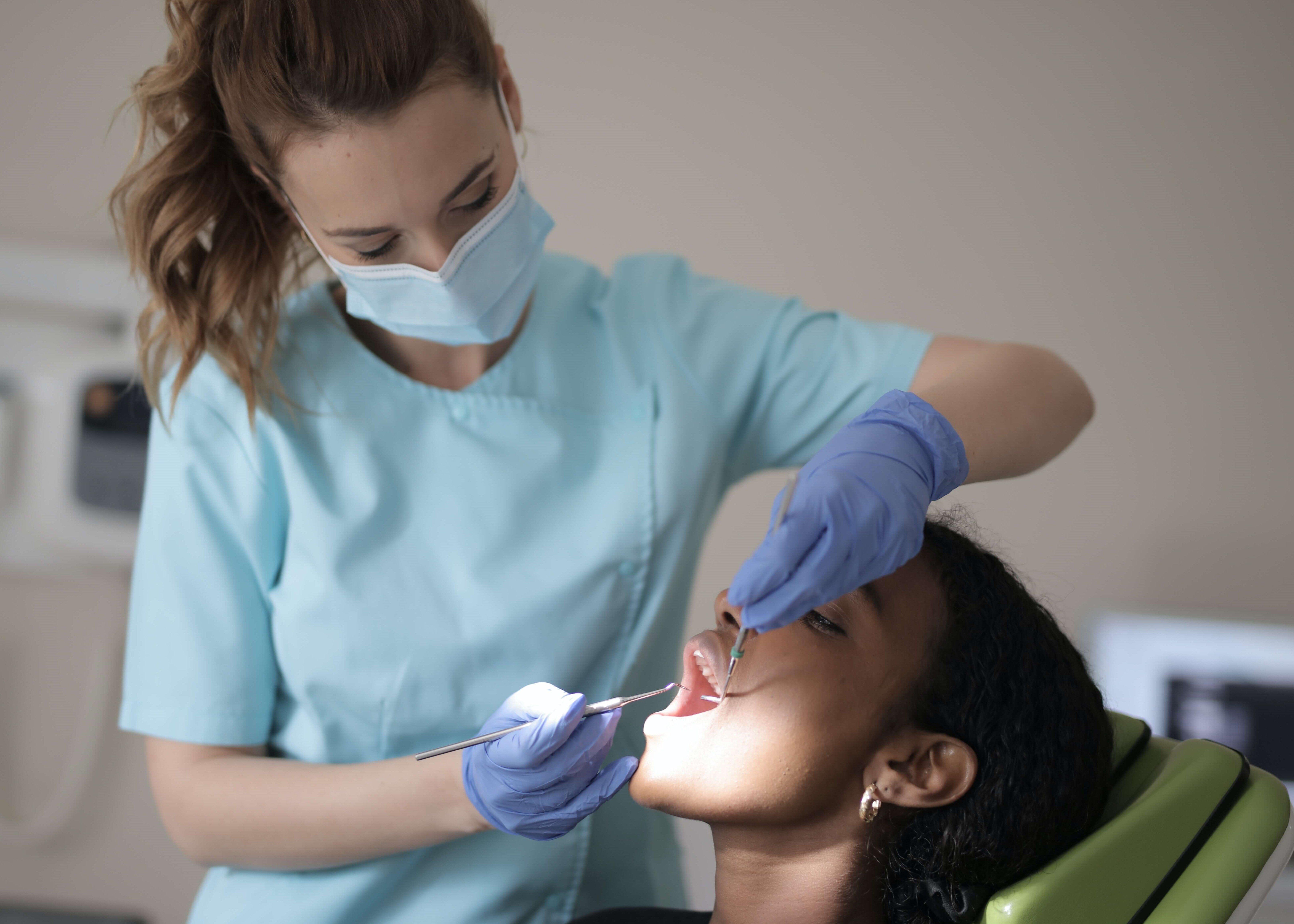 covid free dentist san diego