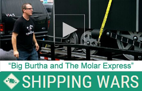Dental Express Molar Express on Shipping Wars
