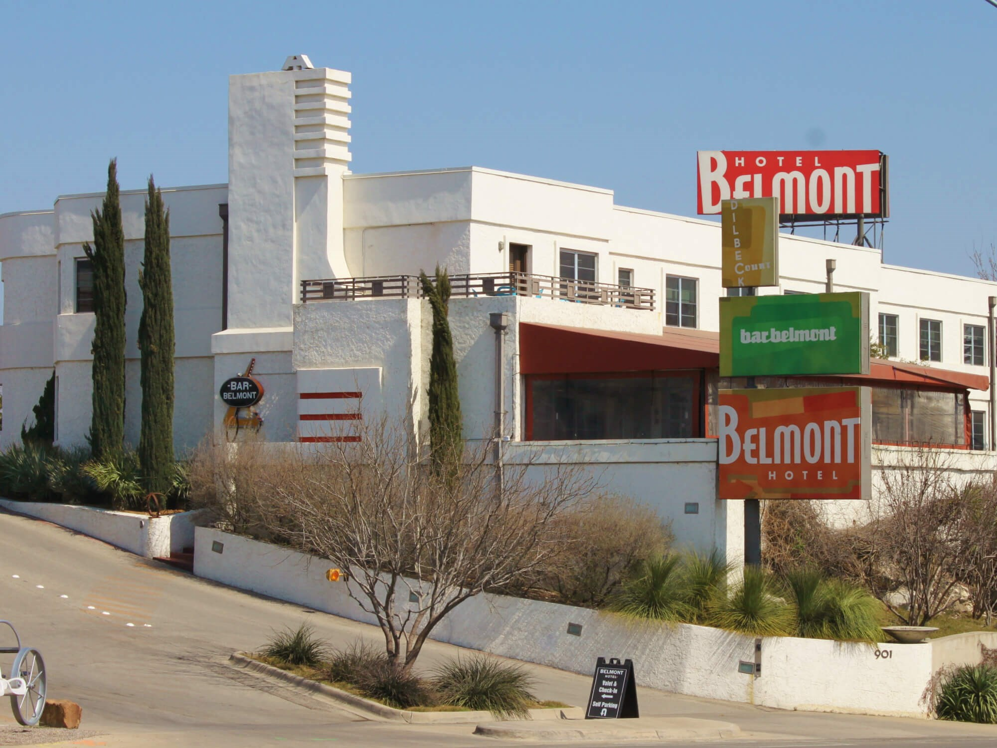 Image of Belmont Hotel Dallas
