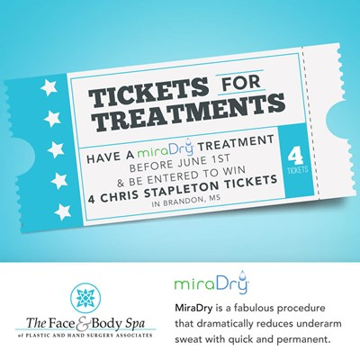 Tickets for Treatments