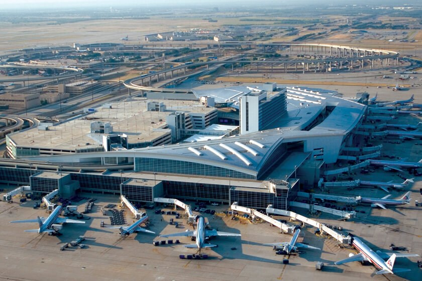 Image of DFW International Airport