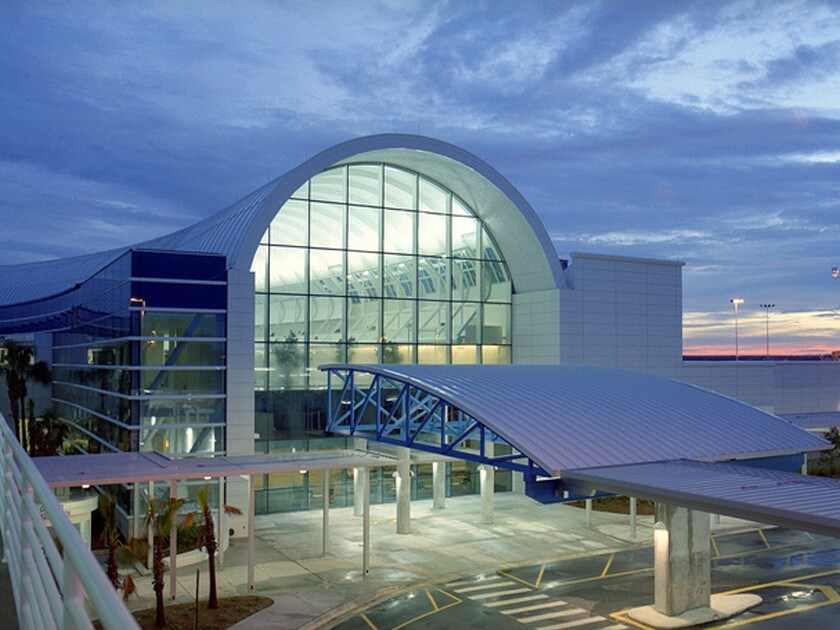 Image of Jacksonville Intl Airport