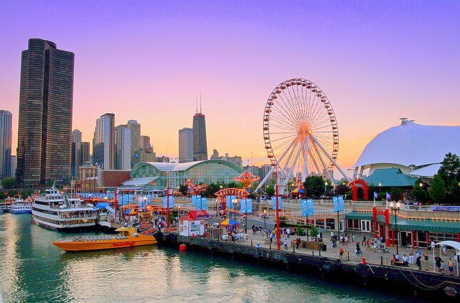 Image of Navy Pier