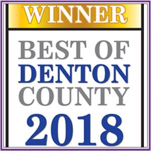 Health Services of North Texas Best of Denton County Winner