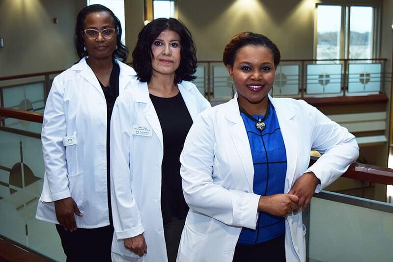 Proveedores de salud de la mujer