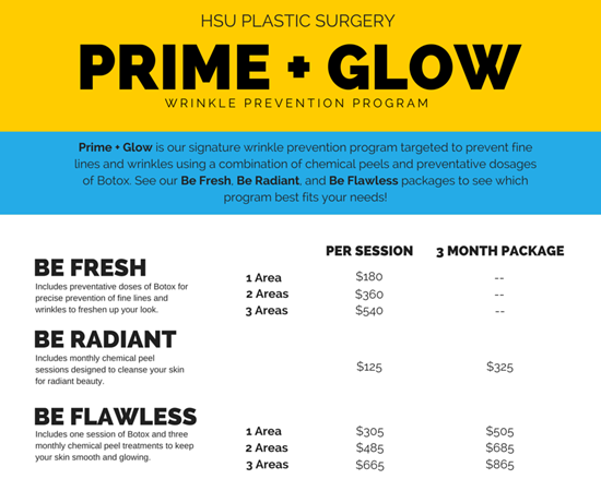 Prime + Glow