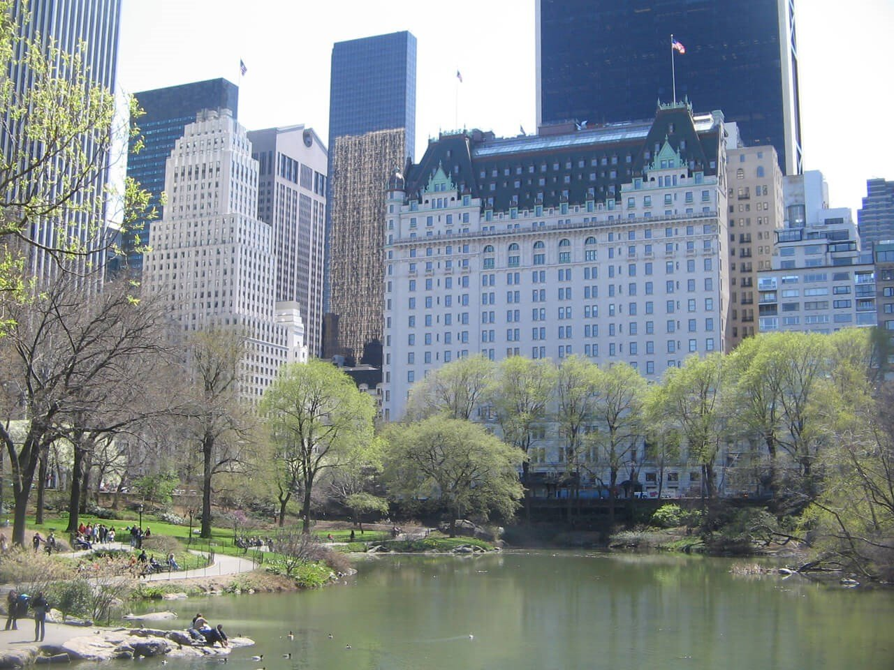 Image of The Plaza Hotel