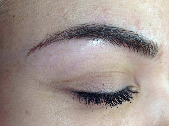 Microblading After