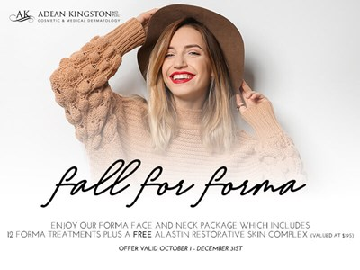 Fall for Forma-Face/Neck