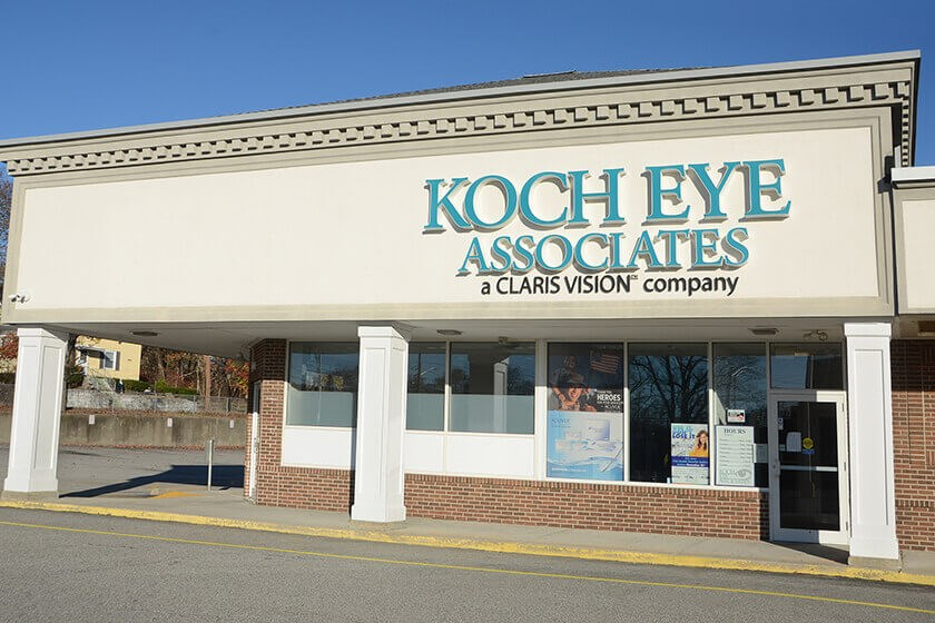 Koch Eye Woonsocket