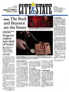 Surgeons explore new ideal of beauty