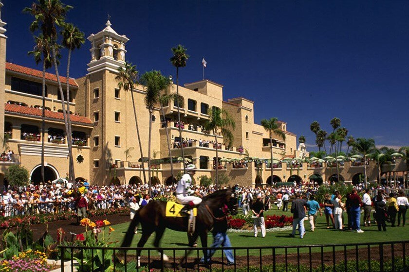 Image of Del Mar Race Track