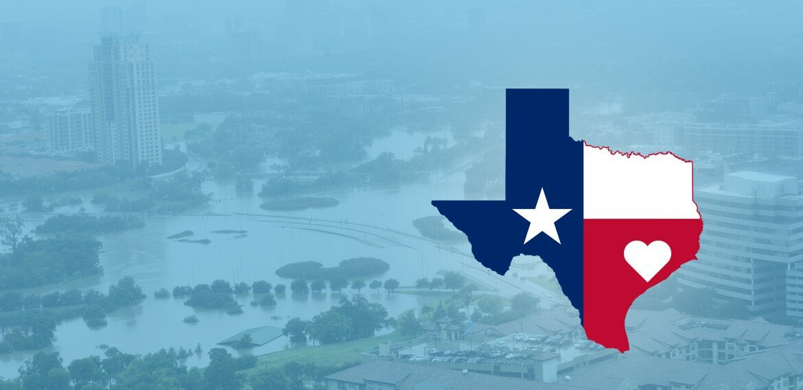 Join us as we commit to RENEW SOUTHEAST TEXAS! - Our thoughts and prayers are with our fellow Texans affected by Harvey.