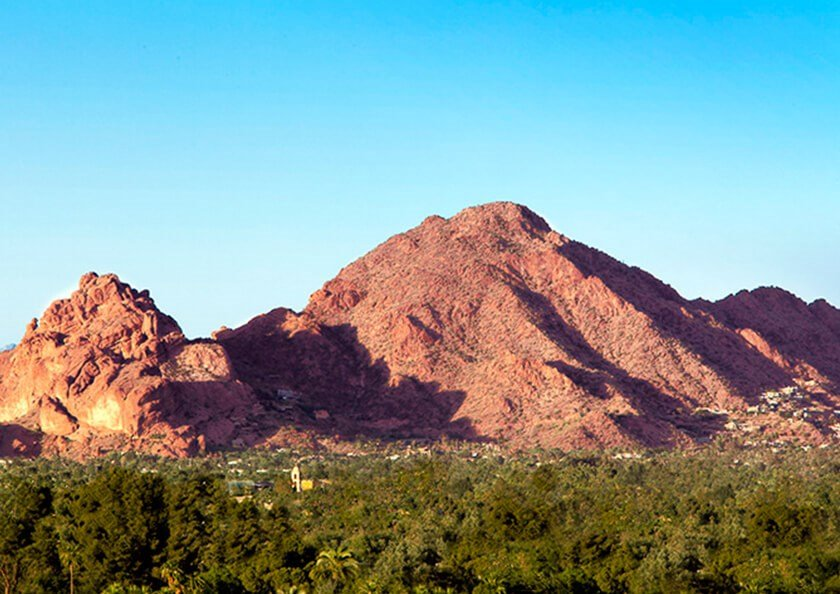 Image of Camelback Mountain