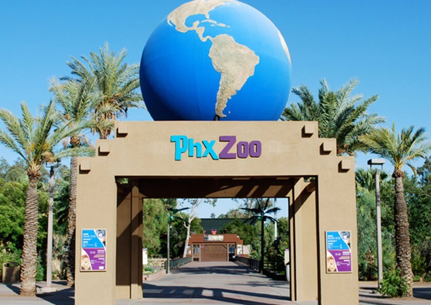 Image of Phoenix Zoo