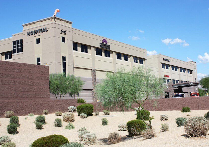 Plastic Surgery at Thompson Peak Medical Center