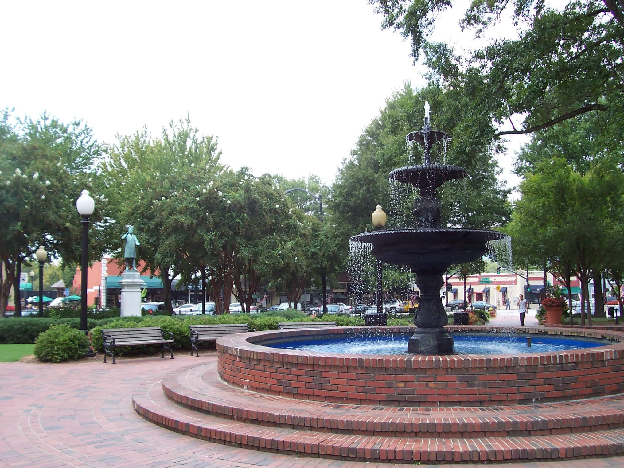 Image of Historic Marietta Square