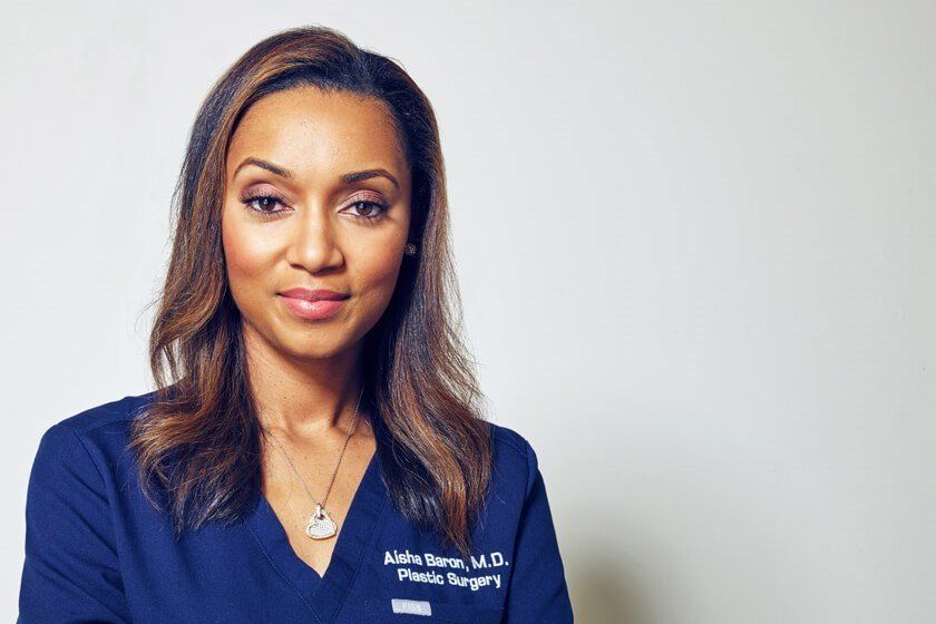 famous black female doctors
