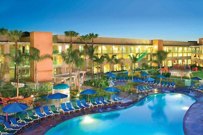 Image of Grand Pacific Palisades Resort
