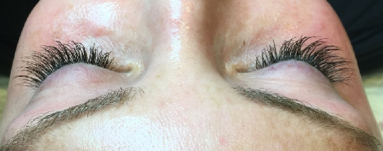 Eye Lash Extension After