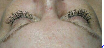 Volumizing Lashes After