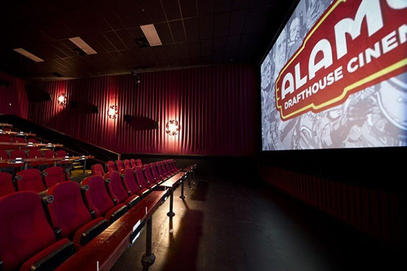 Image of Alamo Drafthouse Cinema