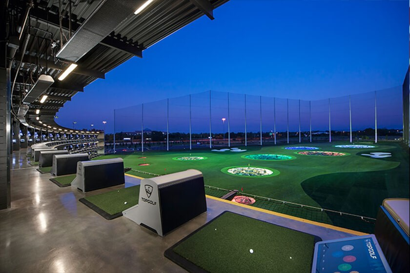 Image of Topgolf