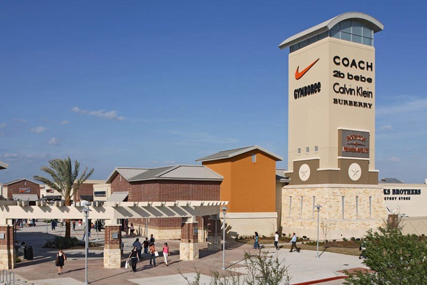 Houston Outlets