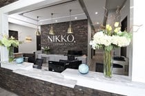 Nikko Derm Reception Desk