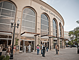 Image of The Gallo Center for the Arts