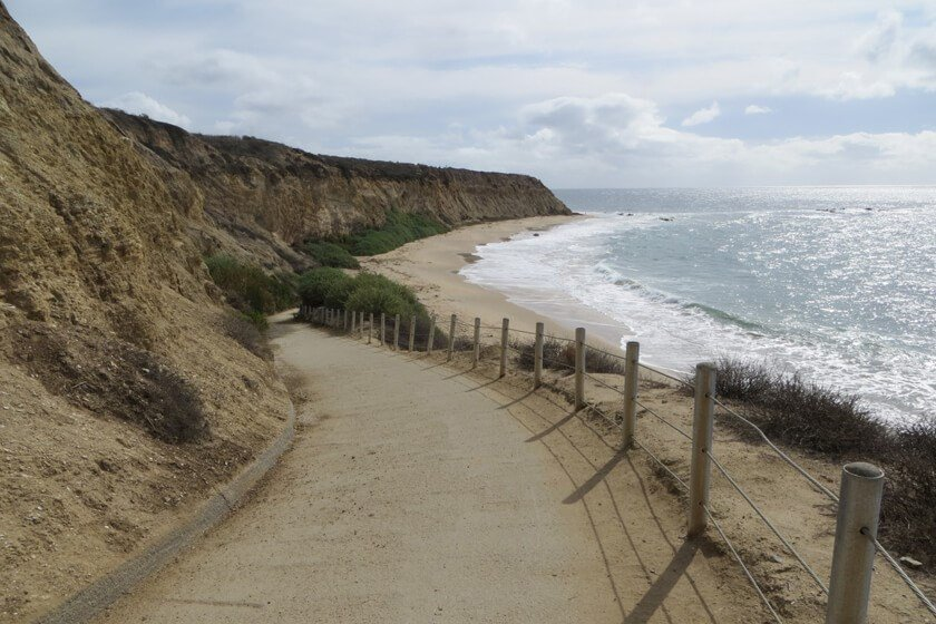 About Crystal Cove State Park