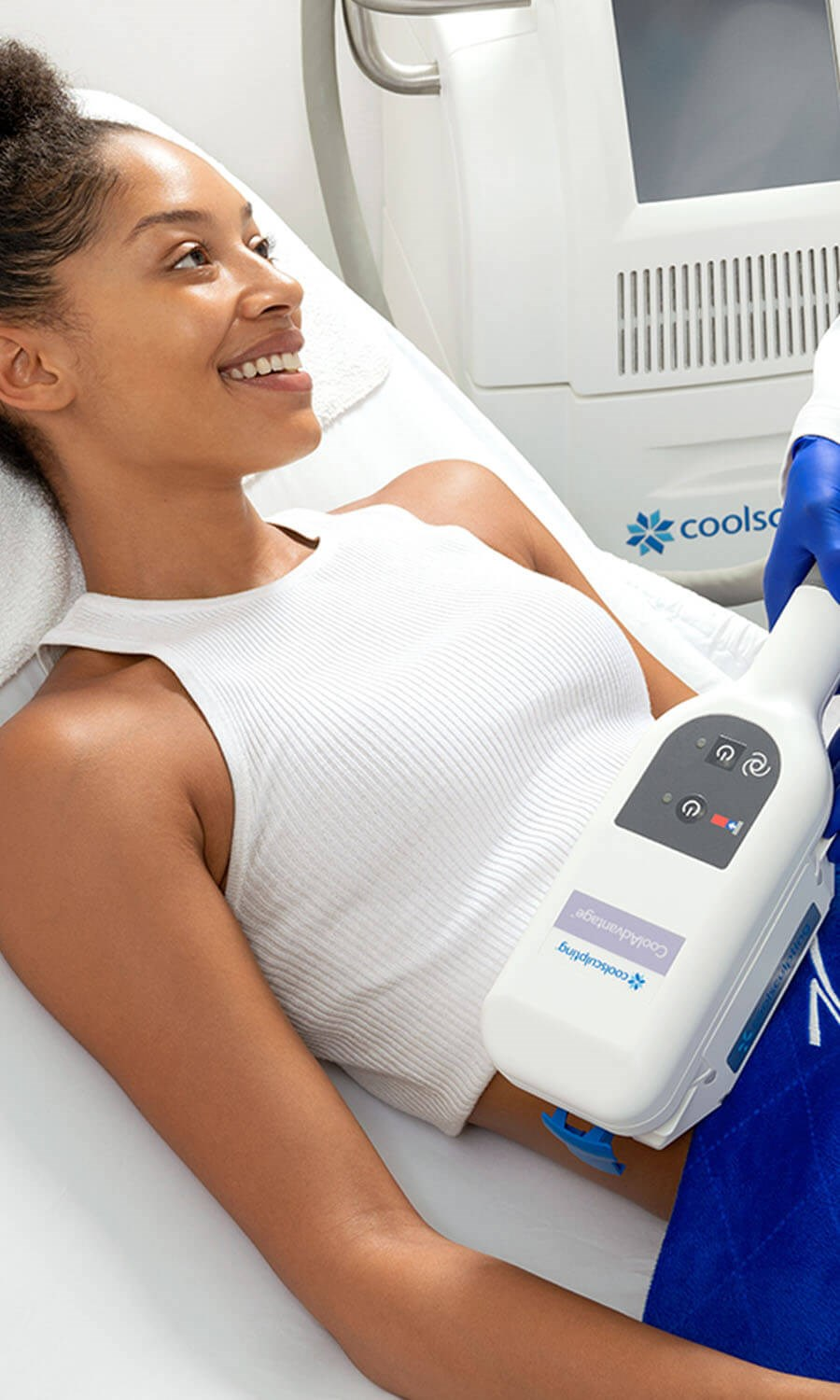 Let's Freeze Your Fat With CoolSculpting® -