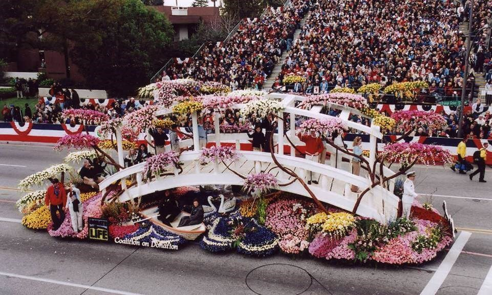 Image of Rose Bowl Parade