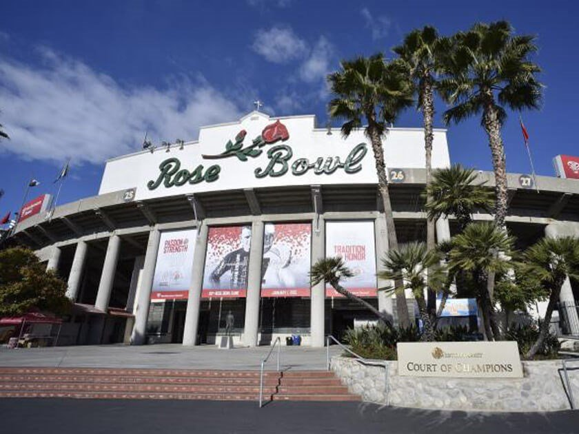 Image of Rose Bowl Stadium