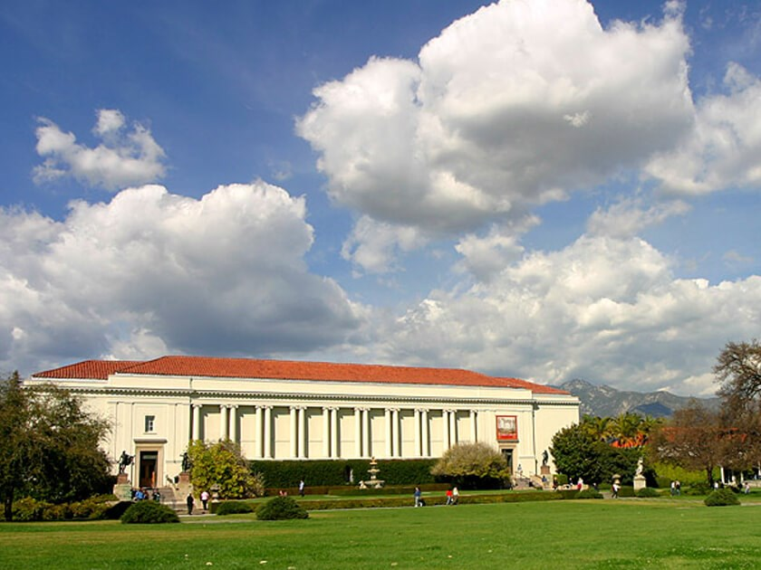 Image of Huntington Library