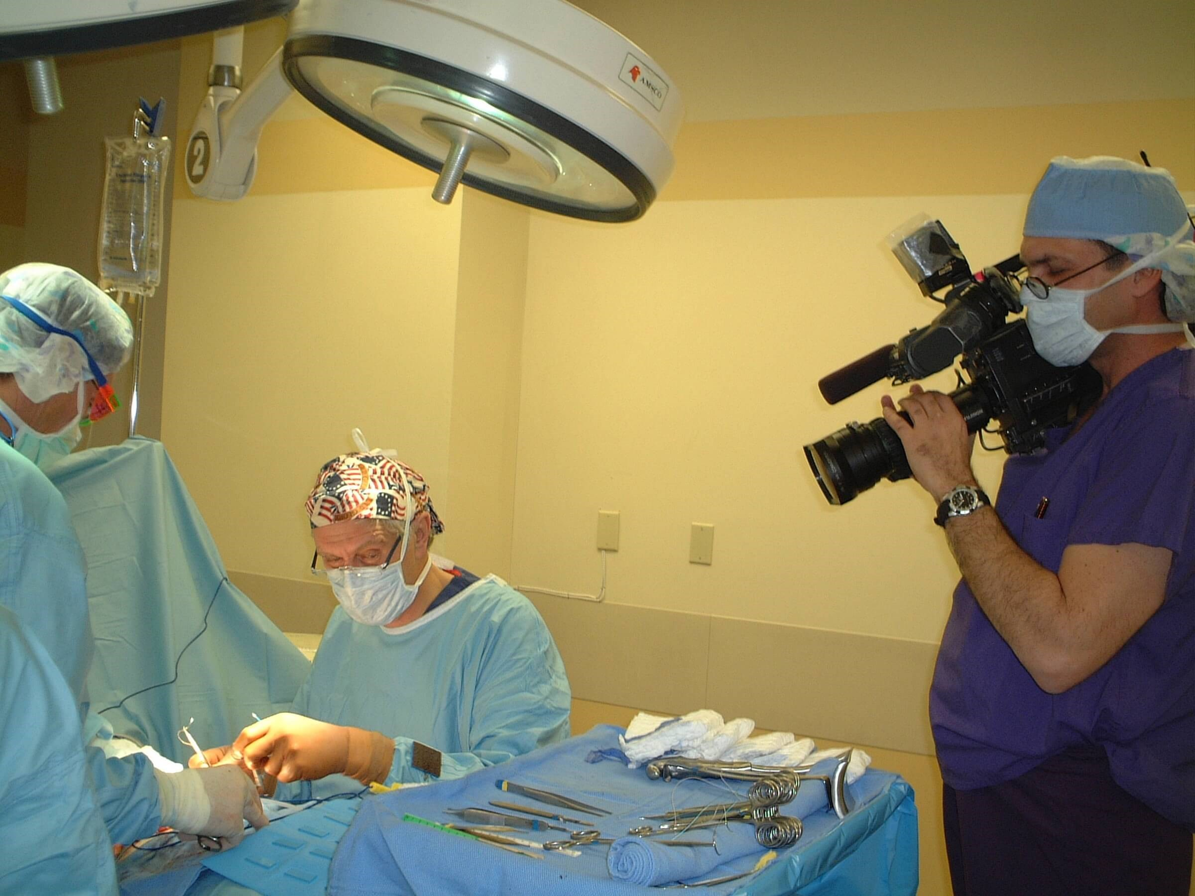 Newport Beach Tummy Tuck During Surgery