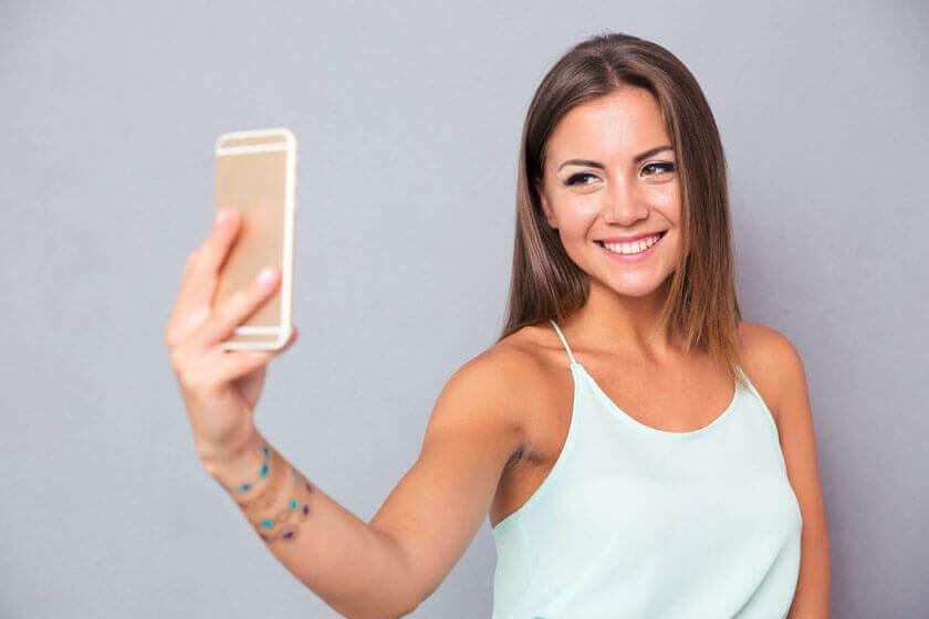 Plastic Surgery Selfie