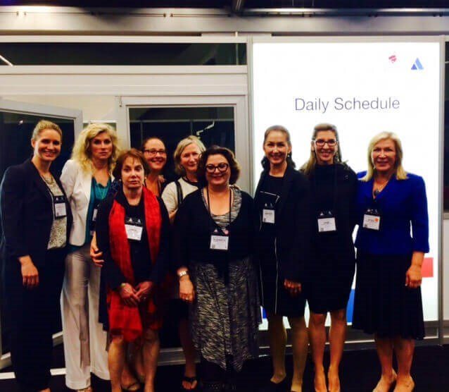 Heather Furnas, MD with Women Aesthetic Surgeons at ASAPS Meeting