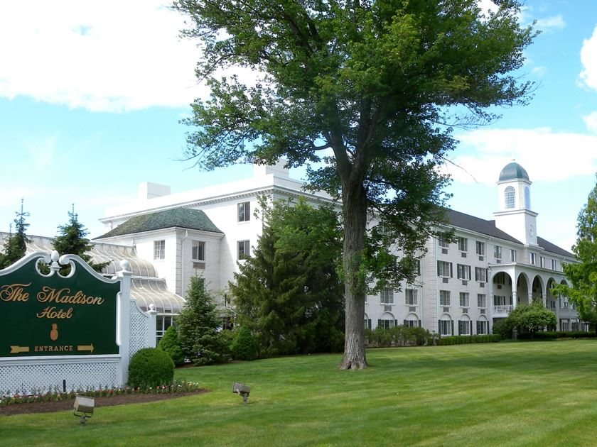 About The Madison Hotel