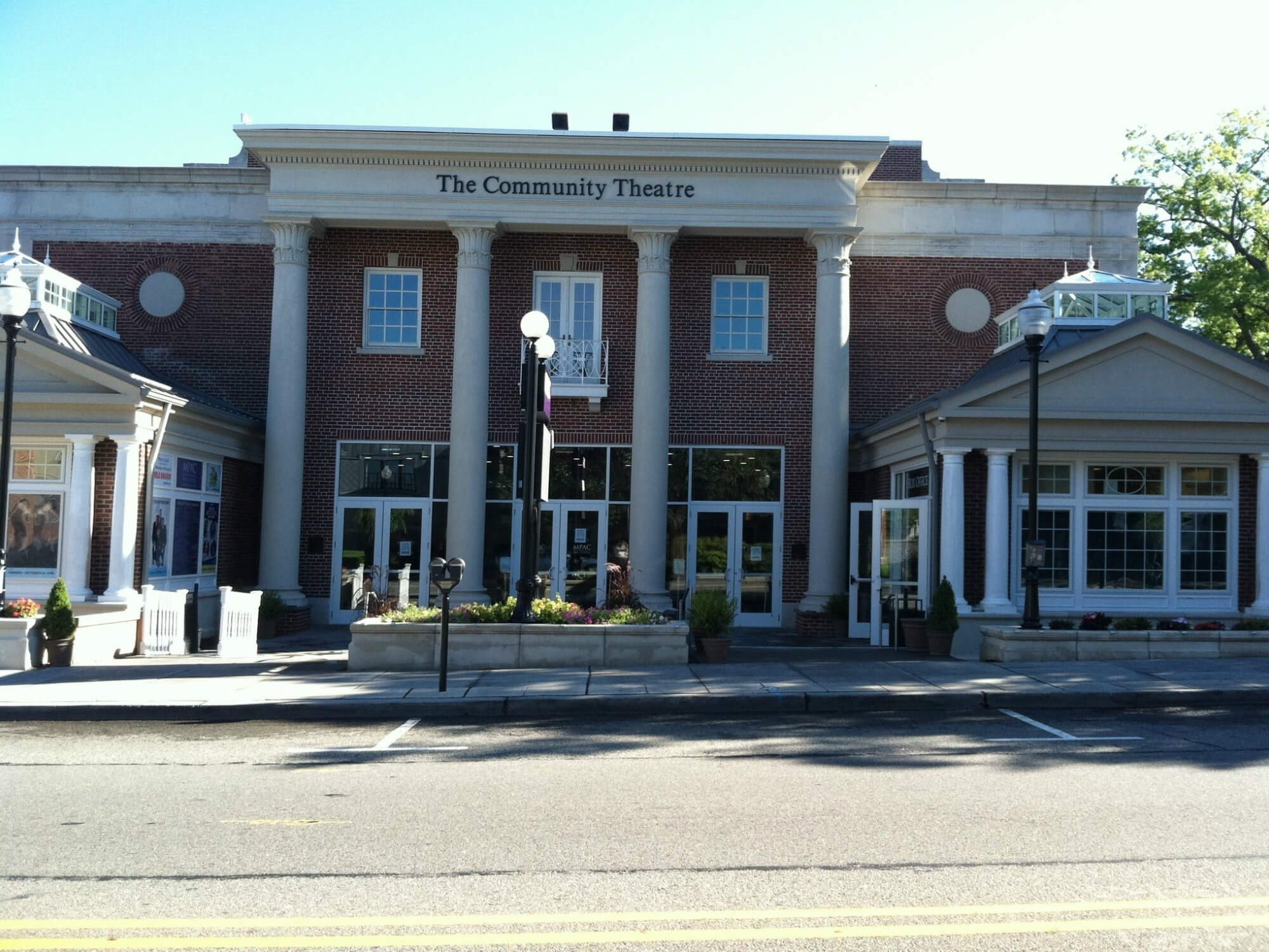 Image of Mayo Performing Arts Center