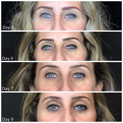 Microblading - Cosmetic Tattooing - Semi-Permanent Eyebrows - New Jersey