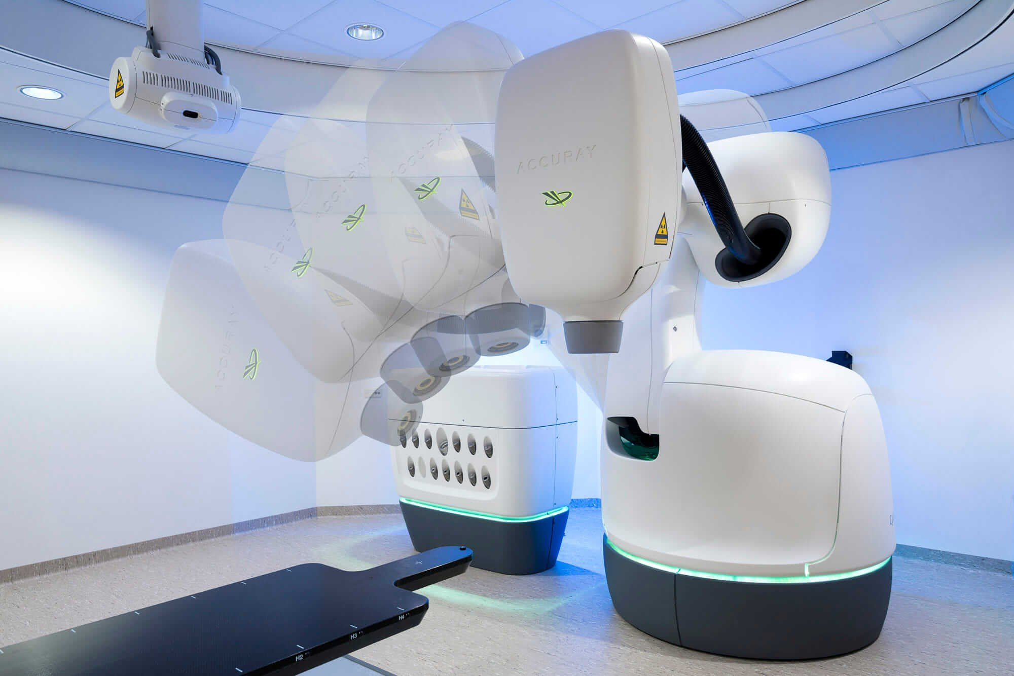 State-of-the-Art External Beam Radiation Therapy -