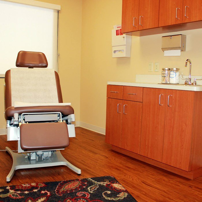 Minor Procedure Room