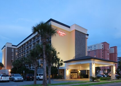 Image of Hampton Inn Jacksonville Beach